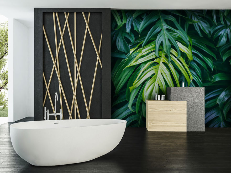 Fototapeta v koupelně - Demural
