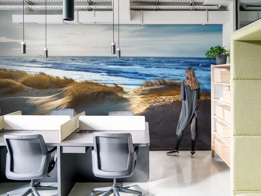 Fototapety s mořem do kanceláře - Demural